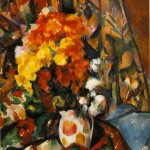Cezanne - Chrysanthemums