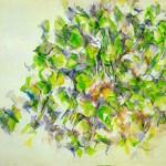 Cezanne - Foliage