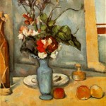 Cezanne - The Blue Vase