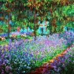 Claude Monet - Il giardino di Monet a Giverny