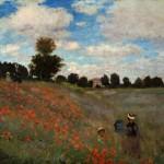 Claude Monet - Papaveri vicino ad Argenteuil 1873