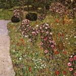 Fruitgarden with Roses, 1911 - 12 - Private Collection