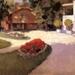 Garden at Yerres