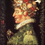 Giuseppe Arcimboldo - Spring, 1573