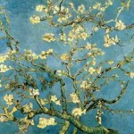 Gogh Van,19,FRA, Blossoming Almond Tree 2