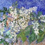 Gogh Van,19,FRA, Blossoming Chestnut Branches