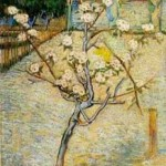Gogh Van,19,FRA, Blossoming Pear Tree
