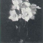 Gogh Van,19,FRA, Glass with Hellebores