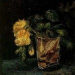 Gogh Van,19,FRA, Glass with Roses
