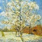 Gogh Van,19,FRA, Peach Tree in Blossom