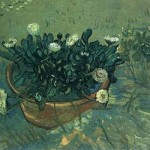Gogh Van,19,FRA, Still Life Bowl with Daisies