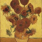 Gogh Van,19,FRA, Still Life Vase with Fifteen Sunflowers