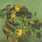Gogh Van,19,FRA, Tambourine with Pansies