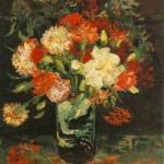 Gogh Van,19,FRA, Vase with Carnations