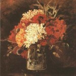 Gogh Van,19,FRA, Vase with Carnations 2