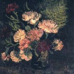 Gogh Van,19,FRA, Vase with Carnations 3