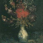 Gogh Van,19,FRA, Vase with Flowers