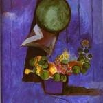 Henri Matisse - Flowers and Ceramic Plate
