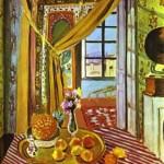 Henri Matisse - Interior with Phonograph