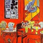 Henri Matisse - Large Red Interior