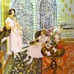 Henri Matisse - Moorish Screen