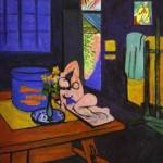 Henri Matisse - Red Fish in Interior