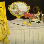 Henri Matisse - The Painting Lesson