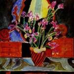 Henri Matisse - Vase of Irises