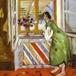 Henri Matisse - Young Girl in a Green Dress