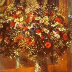 Pierre-Auguste Renoir - Bouquet in Front of a Mirror