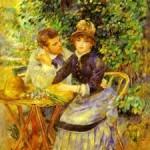 Pierre-Auguste Renoir - In the Garden. (Dans le jardin)