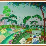 Pintando con marco - Pilar Sala