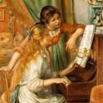 Renoir Ragazze al piano 1892