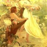Spirit_of_spring,Alphonse_Maria_Mucha