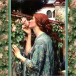 Waterhouse JW_My sweet rose