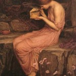 Waterhouse JW_Psyche opening the gold box