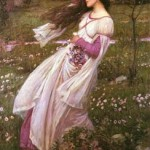 Waterhouse JW_windflowers