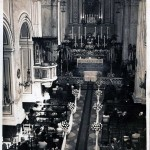 Meta Basilica S. Maria del Lauro anni '60
