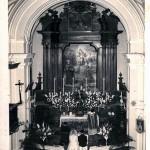 S. Agnello Chiesa dei cappuccini 16 ottobre 1960