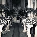 Meta Basilica lato Madonna del Lauro anni '60