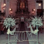 Meta Chiesa di S. Lucia febbraio 1968